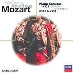 András Schiff Mozart: Piano Sonatas K.331, 332 & 333