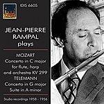 Jean-Pierre Rampal Jean-Pierre Rampal Plays Mozart & Telemann (1956,1958)