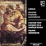 Philippe Herreweghe Lassus: Hieremiae Prophetae Lamentationes