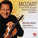 English Chamber Orchestra Mozart: The Five Violin Concertos / Sinfonia Concertante / Concertone