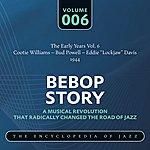 """Bud Powell Cootie Williams – Bud Powell – Eddie """"lockjaw"""" Davis (1944) - The Early Years Vol. 6"""