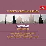 Czech Philharmonic Orchestra The Best Of Czech Classics / Dvořák: Concertos