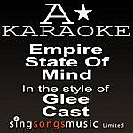 A Glee - Empire State Of Mind (Karaoke Audio Version)