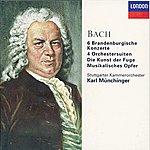 Stuttgarter Kammerorchester Bach, J.S.: Orchestral Works (5 CDs)