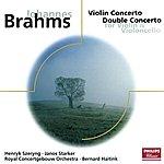 Henryk Szeryng Brahms: Violin Concerto/Concerto For Violin & Cello