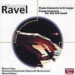 Werner Haas Ravel: Piano Concertos, Etc