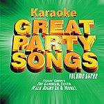 Karaoke All Stars Karaoke: Great Party Songs (Vol 3)