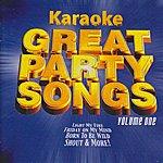Karaoke All Stars Karaoke: Great Party Songs (Vol 1)