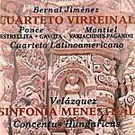 Cuarteto Latinoamericano Cuarteto Virreinal Mexicano: I Allegro