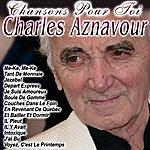 Charles Aznavour Chansons Pour Toi
