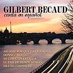Gilbert Bécaud Gilbert Becaud Canta En Español