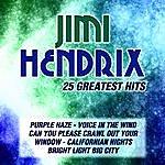Jimi Hendrix Jimi Hendrix 25 Greatest Hits