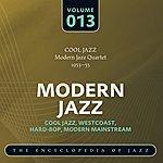 The Modern Jazz Quartet Modern Jazz Quartet 1953-55