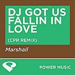 Marshall Dj Got Us Falling In Love - Ep