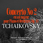 Orchestre National De L'O.R.T.F. Tchaikovsky: Concerto No. 2 En Sol Majeur Pour Piano Et Orchestre, Op. 44