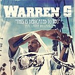 Warren G This Is Dedicated To You