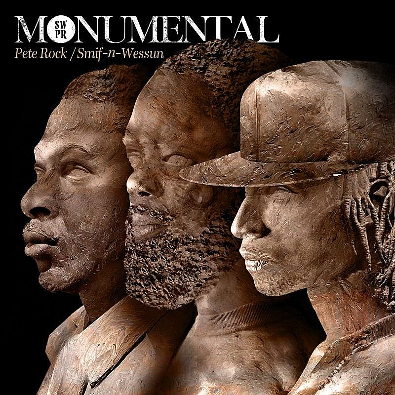 Cover Art: Monumental