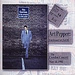 Art Pepper Unreleased Art, Vol. III, The Croydon Concert, Pt. 2