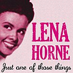 Lena Horne Just One Of Those Things