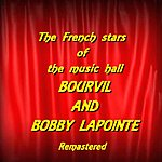 Bourvil The French Stars Of The Music Hall : Bourvil And Bobby Lapointe