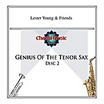 Lester Young Genius Of The Tenor Sax Disc 2
