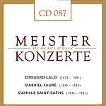 David Oistrakh Edouard Lalo - Gabriel Fauré - Camille Saint-Saens