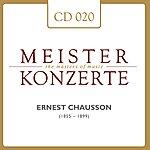 Jascha Heifetz Ernest Chausson