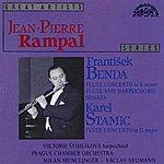 Prague Chamber Orchestra Benda: Flute Concerto In E Minor, Flute And Harpsichord Sonata, Flute Concerto In G Major