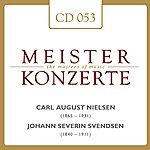 Yehudi Menuhin Carl August Nielsen - Johann Severin Svendsen