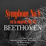 Walter Goehr Beethoven: Symphony No. 8 In F Major, Op. 93