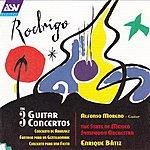 Alfonso Moreno Rodrigo: The 3 Guitar Concertos - Concierto De Aranjuez; Fantasía Para Un Gentilhombre; Concierto Para Una Fiesta