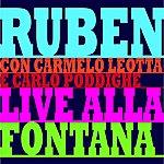 Ruben Live Alla Fontana