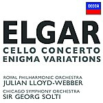 Julian Lloyd Webber Elgar: Cello Concerto / Enigma Variations
