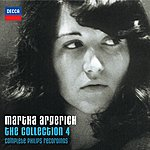 Martha Argerich Martha Argerich - The Collection 4 - Complete Philips Recordings