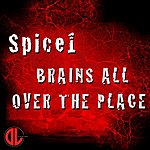 Spice 1 Brains All Over The Place - Single