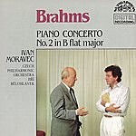 Czech Philharmonic Orchestra Brahms: Piano Concerto No. 2 In B Flat Major