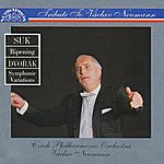 Czech Philharmonic Orchestra Suk: Ripening, Symphonic Variations
