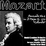 "Henry Adolph Mozart: Serenade No.4 In D Major K. 203 ""colloredo"""