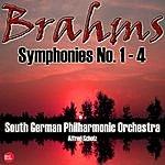 Alfred Scholz Brahms: Symphonies No. 1 - 4