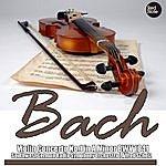 Alfred Scholz Bach: Violin Concerto No.1 In A Minor Bwv 1041