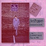 Art Pepper Unreleased Art, Vol. III, The Croydon Concert, Pt. 1