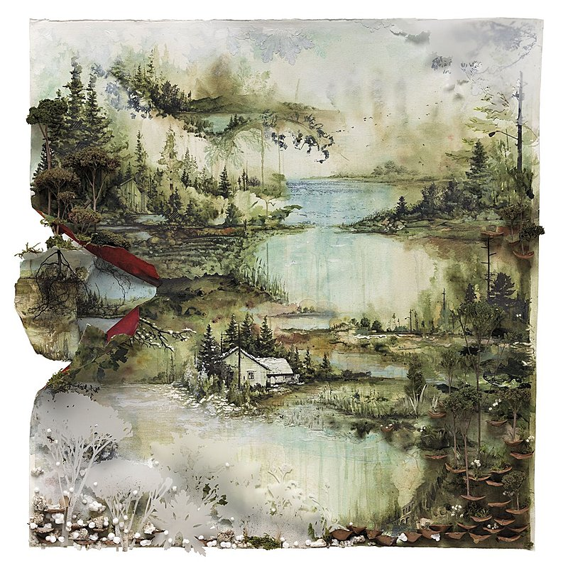 Cover Art: Bon Iver