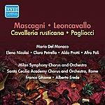 Mario Del Monaco Mascagni, P.: Cavalleria Rusticana / Leoncavallo, R.: Pagliacci (Del Monaco, E. Nicolai, Protti, Ghione, Erede) (1953-1954)