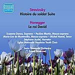 Ernest Ansermet Honegger, A.: Roi David (Le) / Stravinsky, I.: Histoire Du Soldat Suite (Ansermet) (1956)
