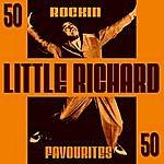 Little Richard Little Richard Fifty Rockin Favourites