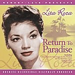 Lita Roza Return To Paradise