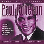 Paul Robeson The Great Paul Robeson