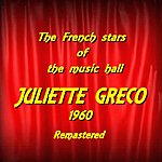 Juliette Gréco The French Stars Of The Music Hall : Juliette Greco