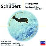 "Sir Clifford Curzon Schubert: Trout Quintet / String Quartet In D Minor ""Death And The Maiden"""