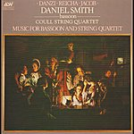 Daniel Smith Music For Bassoon And String Quartet/Daniel Smith/Coull String Quartet